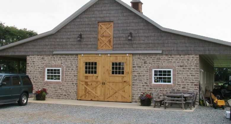 pole jmrs includes kit barn barns